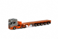 WSI Models Scania Global Port Services